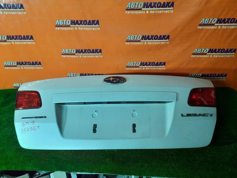 Крышка багажника Subaru Legacy BM9 EJ255 10.2009 + ВСТАВКА 422-20071. 236-271