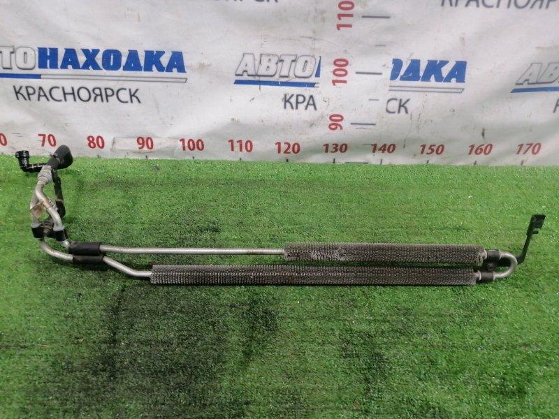 Радиатор масляный Volvo Xc60 DZ99 B6304T2 2008 На гидроусилитель, есть дефект 1 шланга (фото)