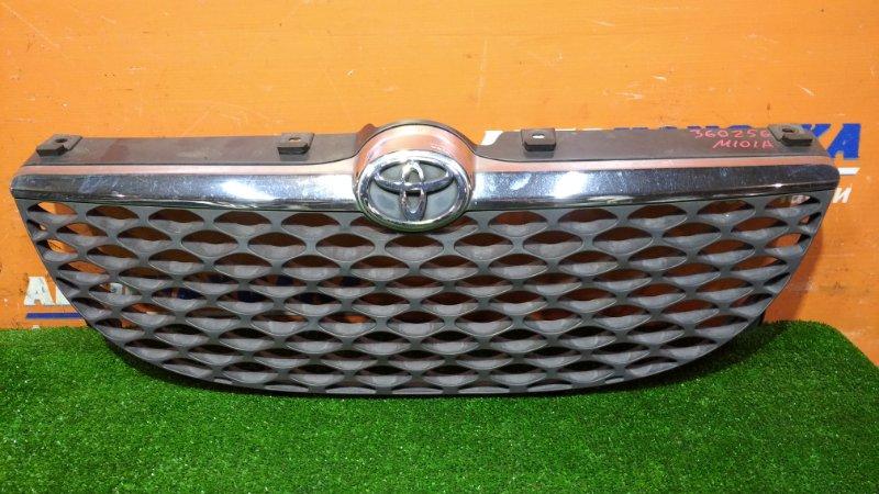 Решетка радиатора Toyota Duet M101A K3-VE 2001 хтс 2-й рестайлинг