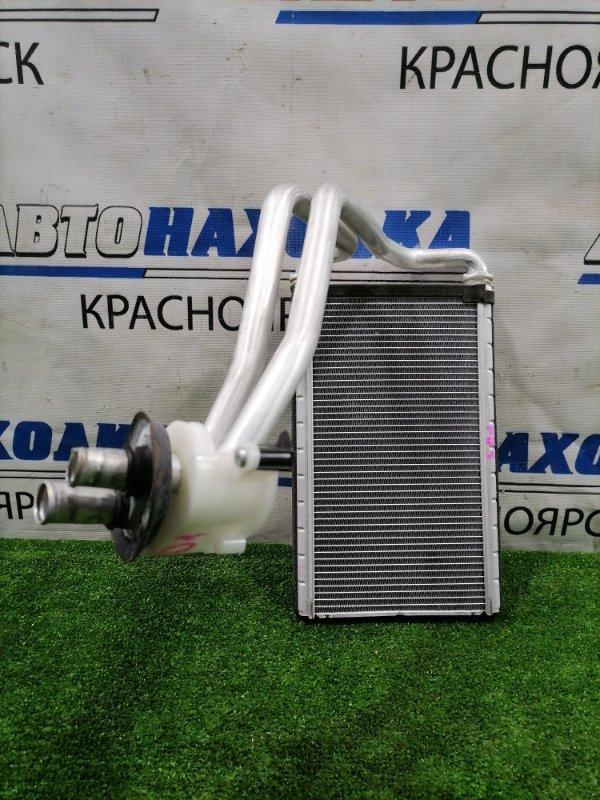 Радиатор печки Honda Civic FD1 R18A 2005 ХТС, с трубками под правый руль