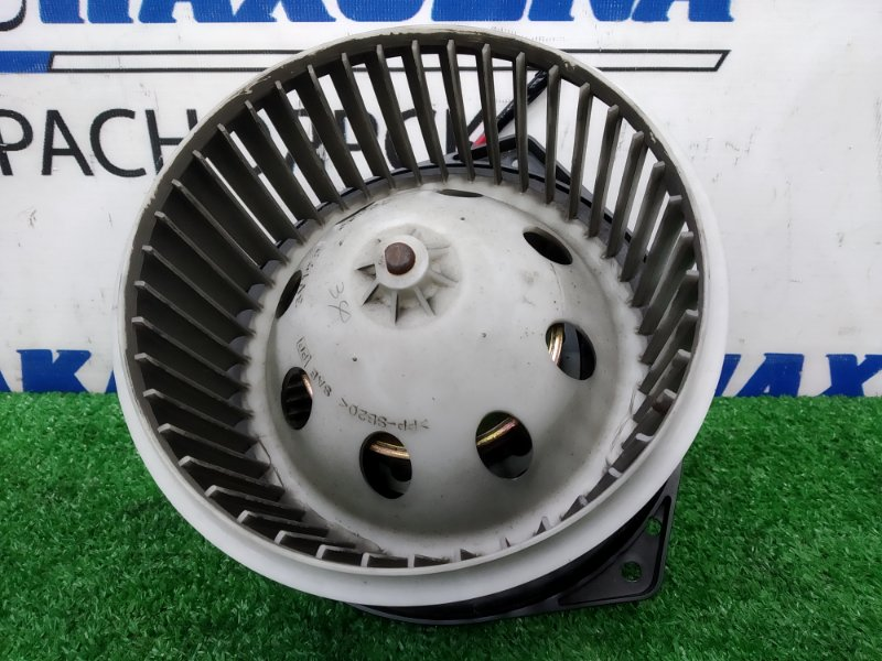 Мотор печки Nissan Elgrand ME51 VQ25DE 2002 со встроенным реостатом.