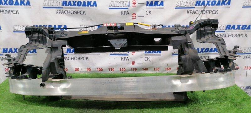 Рамка радиатора Mercedes-Benz A170 169.032 266.940 2004 Пластиковая, с замком, тросиком, усилителем