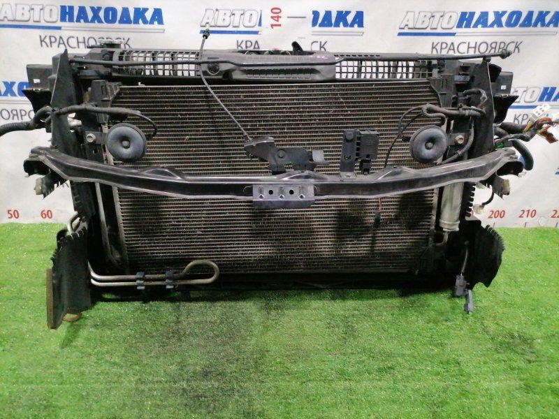 Рамка радиатора Nissan Teana J32 VQ25DE 2008 пластиковая, в сборе с радиаторами, диффузором и