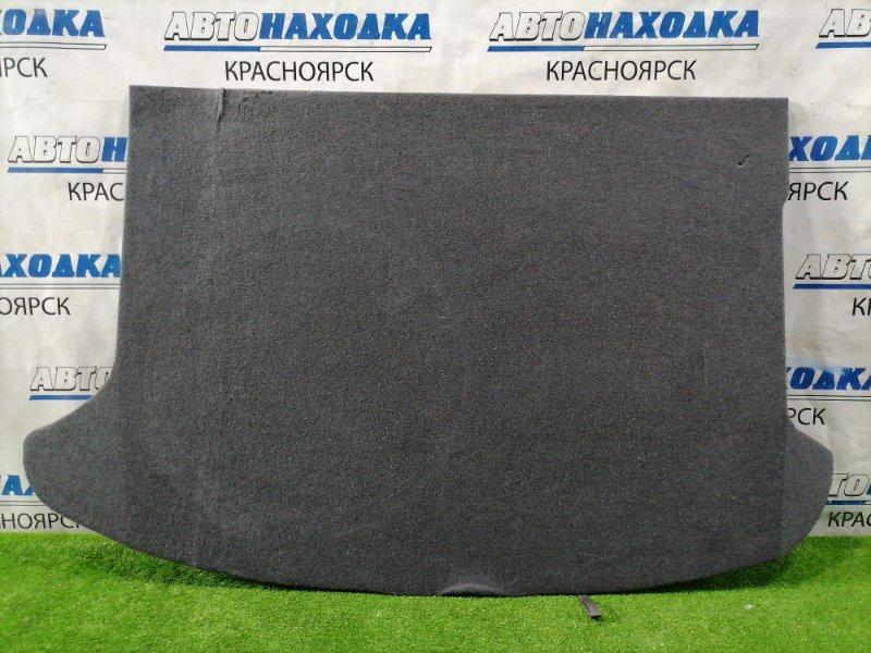 Пол багажника Subaru Impreza GH7 EJ20 2007 Для хэтчбека, есть незначительный дефект обшивки