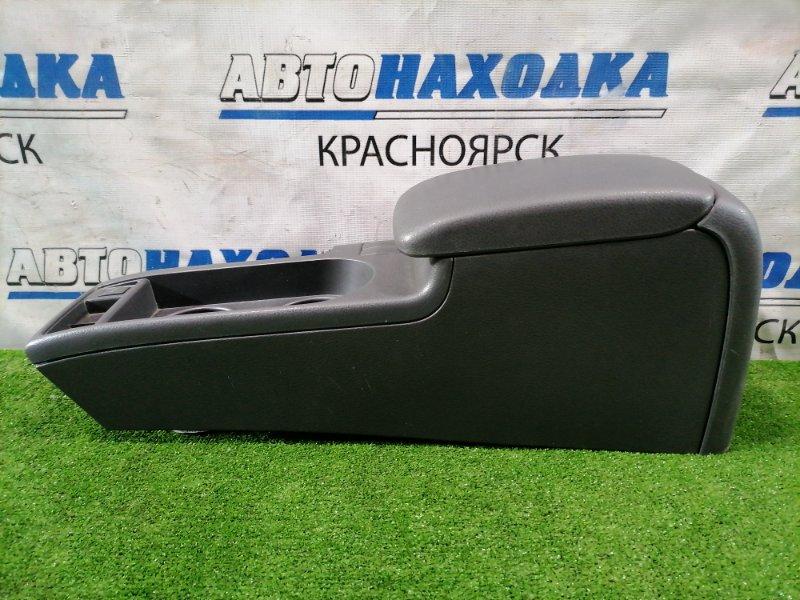 Подлокотник Subaru Impreza GH2 EL15 2007 бар между передних сидений с подстаканниками