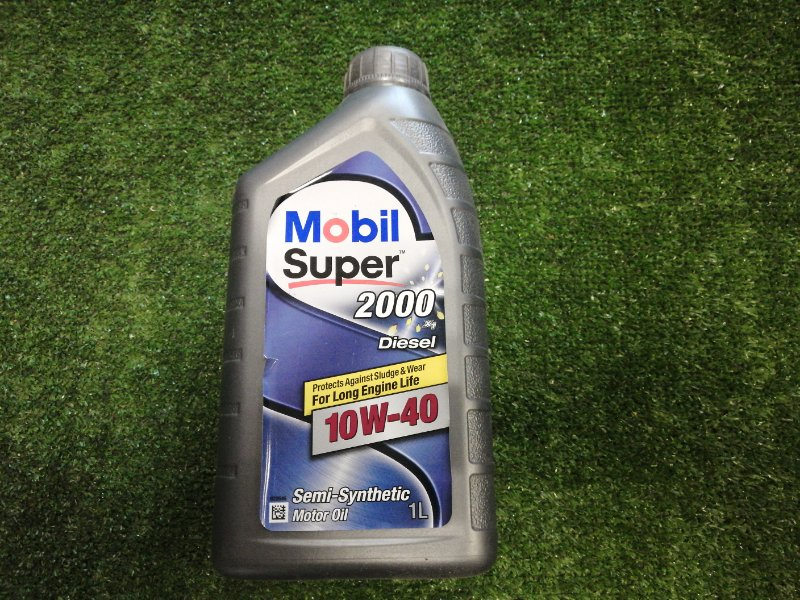 Масло моторное Mobil Super 2000 X1 DIESEL 10W40 GF 1л