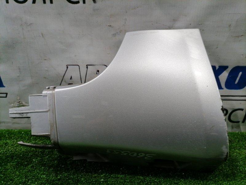 Накладка на порог Audi A4 B7 BFB 2004 задняя левая задняя левая часть порога.