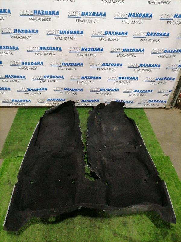 Обшивка пола Toyota Altezza GXE10 1G-FE 2001 нижняя ковровое покрытие пола в салон, черное, под