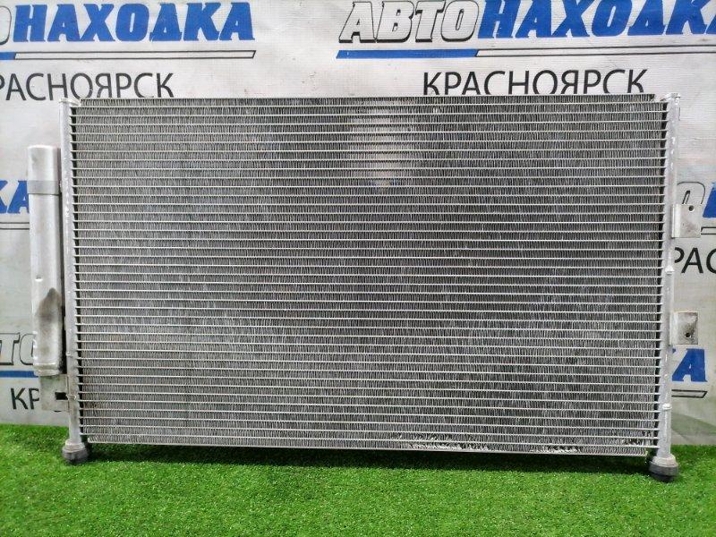 Радиатор кондиционера Honda Civic FD1 R18A 2005 С аукционного авто с пробегом 38 т.км