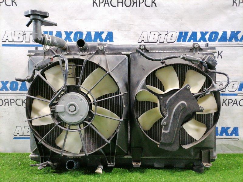 Радиатор двигателя Honda Civic FD1 R18A 2005 422133-4193 С диффузорами, вентиляторами, с