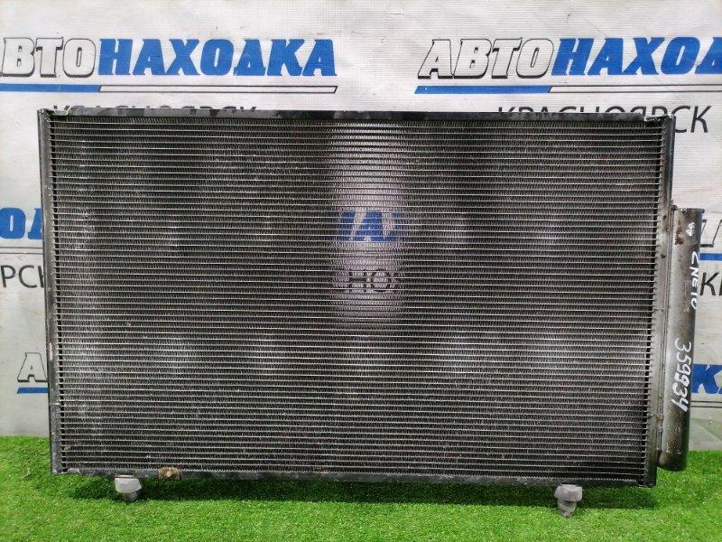 Радиатор кондиционера Toyota Wish ZNE10G 1ZZ-FE 2005 в ХТС