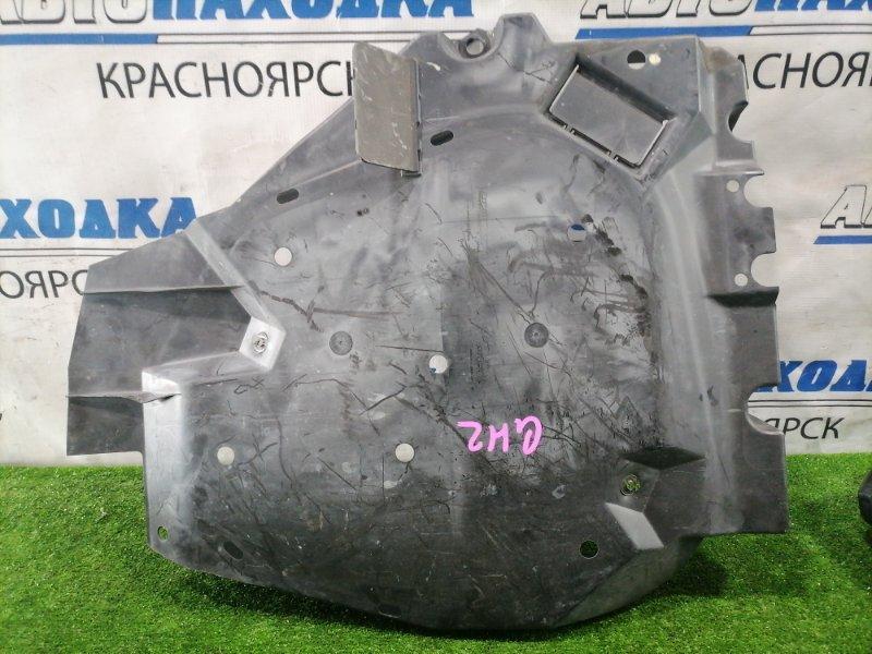 Защита топливного бака Subaru Impreza GH2 EL15 2007 задняя правая Правая