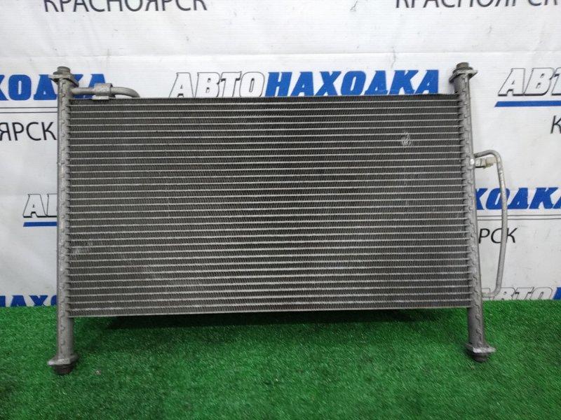 Радиатор кондиционера Nissan Serena KBC23 SR20DE 1994 с осушителем