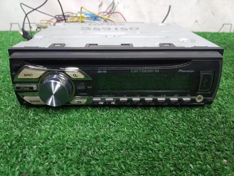 Магнитола Suzuki Wagon R MH34S R06A 2012 DEH-480 PIONEER CARROZZERIA DEH-480, 1DIN, CD/MP3, AUX, AM/FM, USB