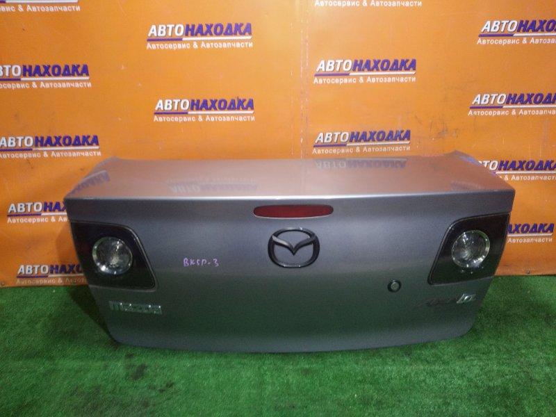 Крышка багажника Mazda Axela BK5P ZY-VE 09.2005 P2775