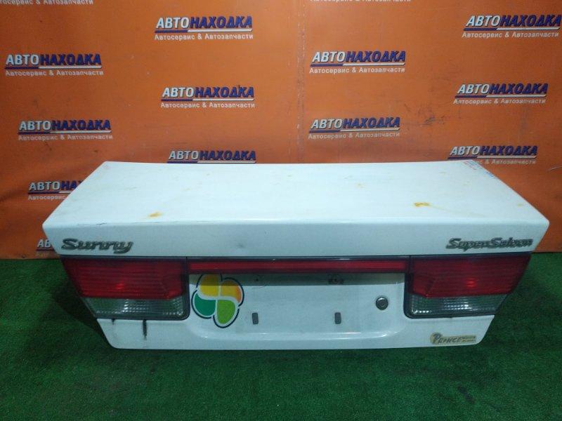 Крышка багажника Nissan Sunny FB15 QG15DE 03.2002 4845B / 1MOD
