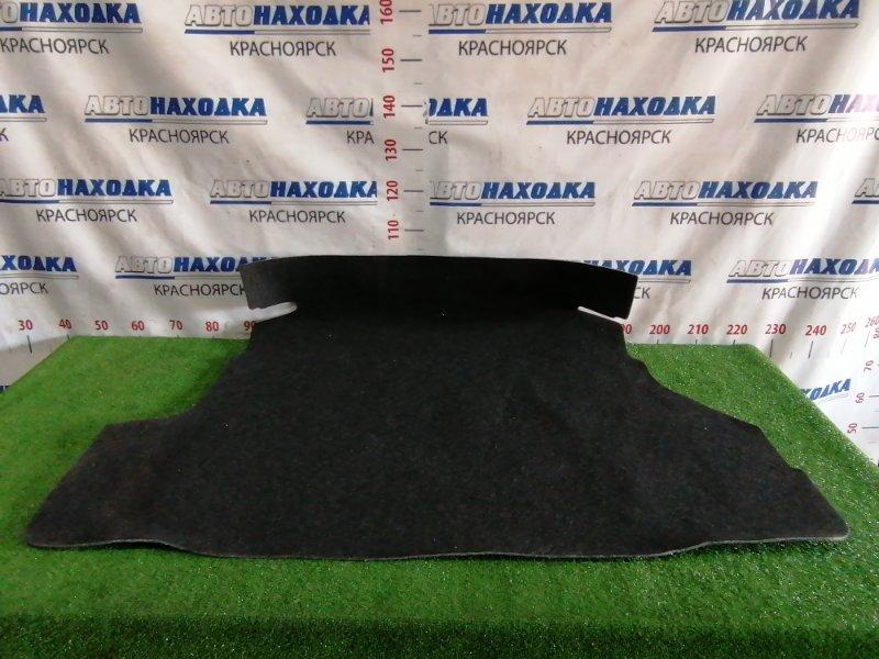 Обшивка багажника Mazda Familia BHALP Z5-DE 1994 задняя Пол (ковер) багажника, седан. В ХТС, с