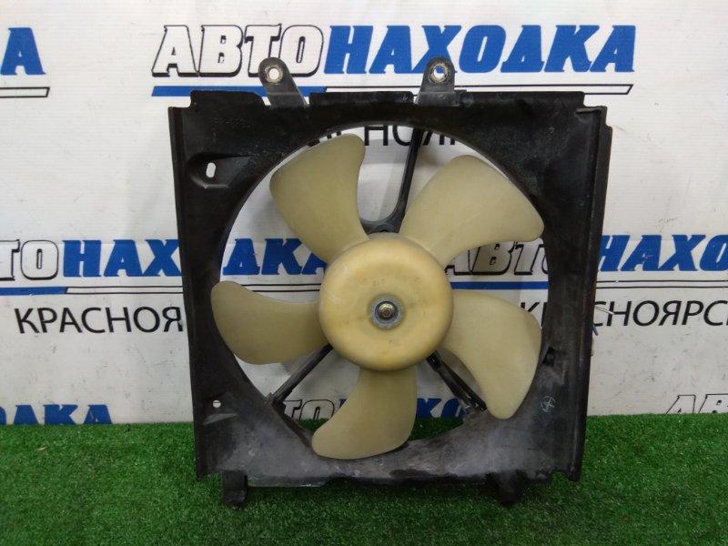 Вентилятор радиатора Toyota Corsa EL51 4E-FE 1994 левый левый (пластиковый) диффузор с