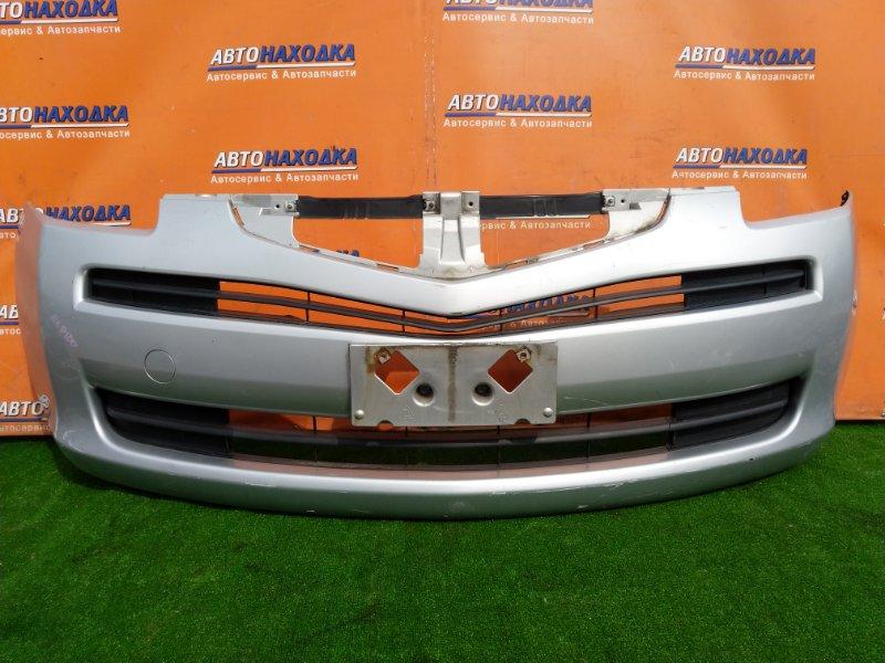 Бампер Toyota Ractis NCP100 1NZ-FE передний 52119-52480