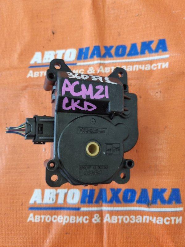 Привод заслонок отопителя Toyota Ipsum ACM21W 2AZ-FE 2001