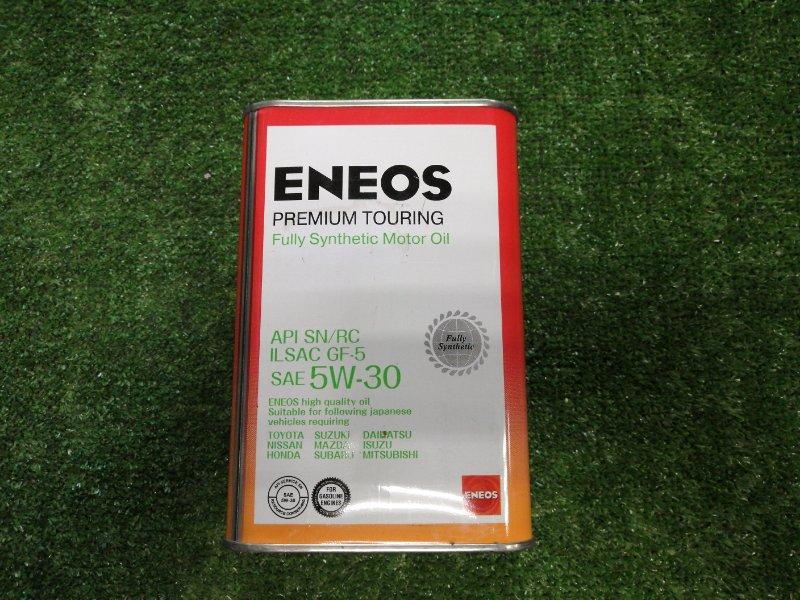Масло ENEOS Premium Touring 5W40 1л