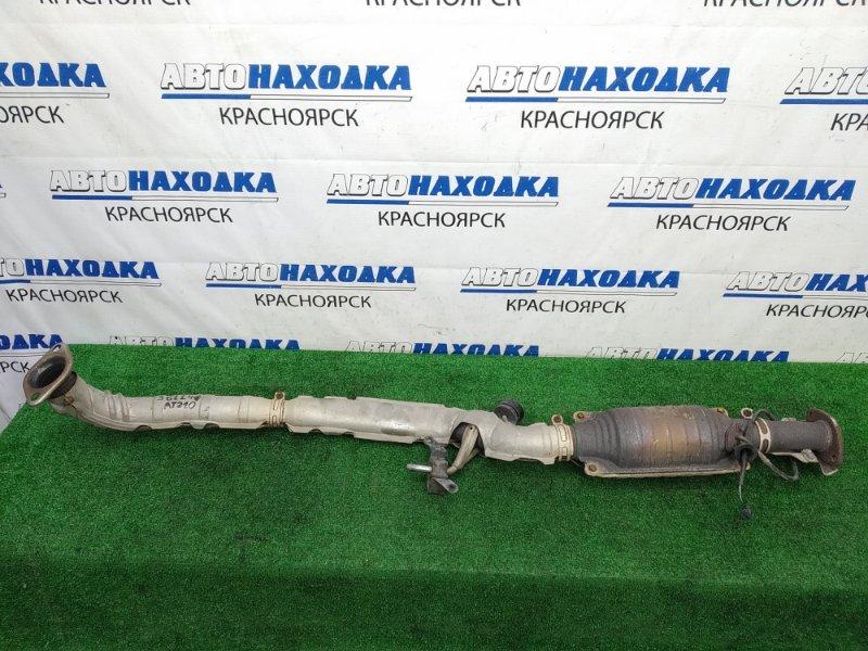 Катализатор Toyota Corona Premio AT210 4A-FE 1996 труба приемная с катализатором, пробег 72 т.км