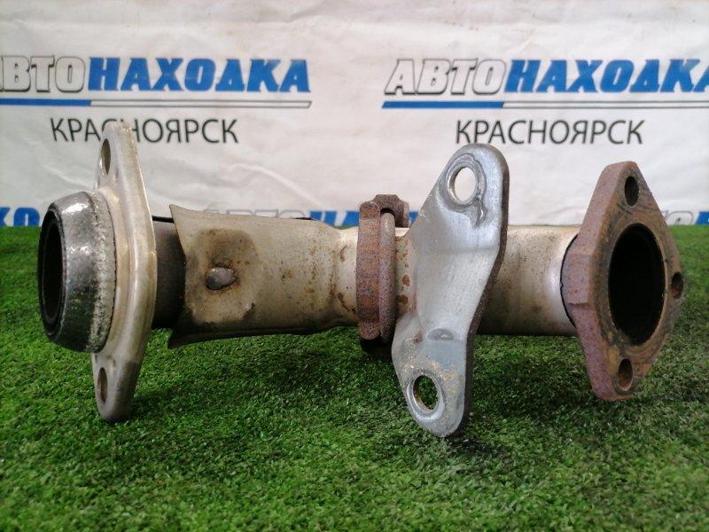 Глушитель Mazda Familia BHALP Z5-DE 1994 труба приемная , В ХТС, с аукционного авто, пробег 38,6 т
