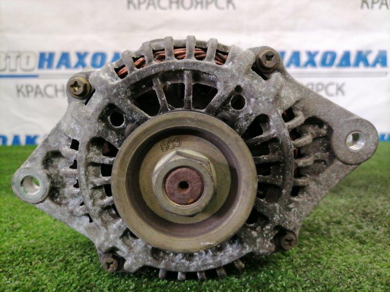 Генератор Mazda Familia BHALP Z5-DE 1994 A2TA5891 Про-во ММС A2TA5891 12V 65A, фишка 2 контакта, с ДВС 38 т.км.