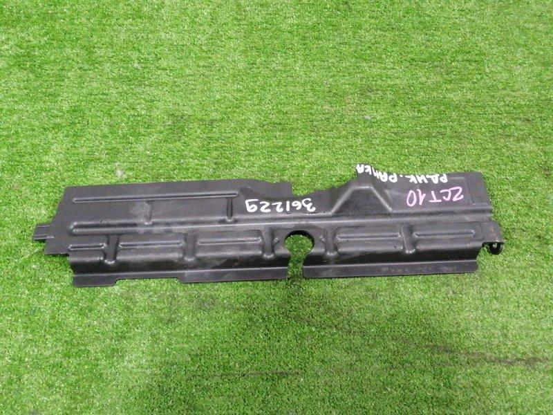Защита радиатора Toyota Opa ZCT10 1ZZ-FE 2000 обтекатель (направляющая потока) с рамки