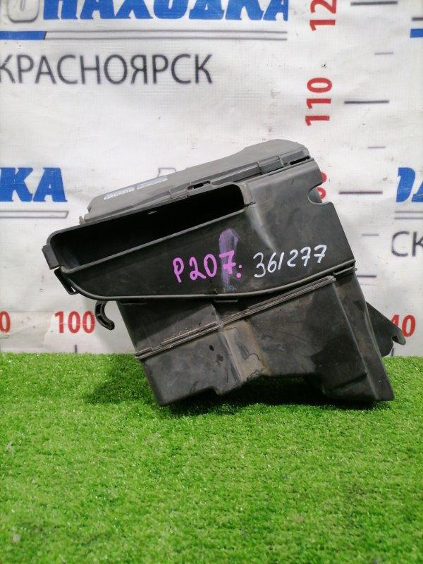Влагоотделитель Peugeot 207 WC EP6 2007 резонатор воздушного фильтра, есть дефект
