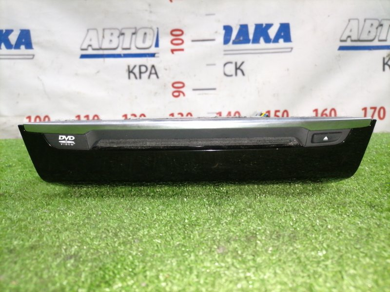 Магнитола Mazda Atenza GJ2AP SH-VPTR 2015 MD4354/46 DVD чейнджер, штатный, с фишкой