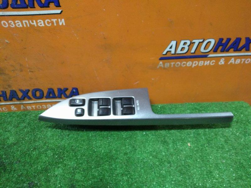 Блок управления стеклоподъемниками Toyota Caldina ZZT241 1ZZ-FE 12.2002 передний правый