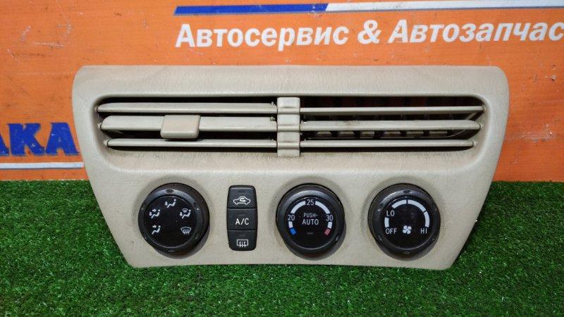 Климат-контроль Toyota Vista Ardeo SV50G 3S-FSE 1998 +дефлекторы*подломаны