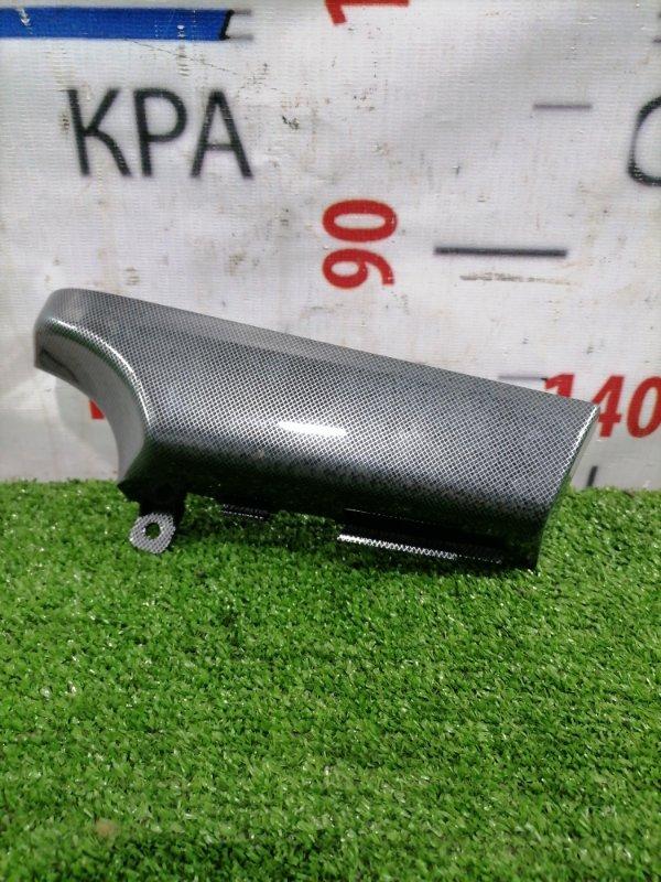 Накладка пластиковая в салон Mitsubishi Lancer CY4A 4B11 2007 Справа от подрулевого, правый руль