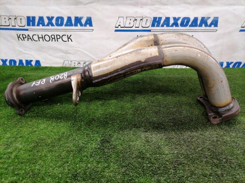 Глушитель Honda Stepwgn RF1 B20B 1996 труба приемная