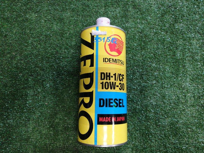 Масло моторное IDEMITSU Zepro Diesel 10W30 DH-1/CF 1л