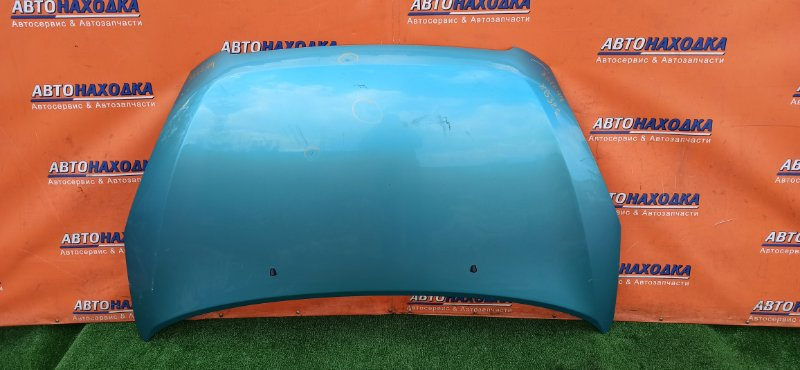 Капот Suzuki Splash XB32S K12B ВМЯТИНКА