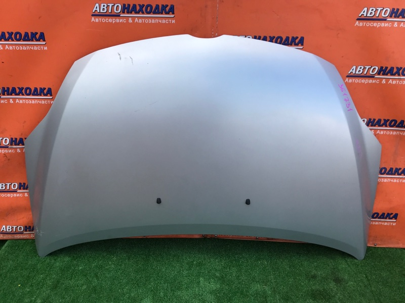 Капот Mazda Pemacy CREW LF-VDS КРАСКА ПРОТЕРТА ДО МЕТАЛЛА