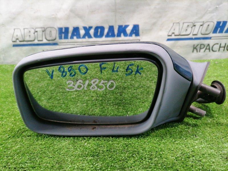 Зеркало Volvo 850 LS55 B5254S 1991 переднее левое Левое, 5 контактов. Есть потертости до пластика.