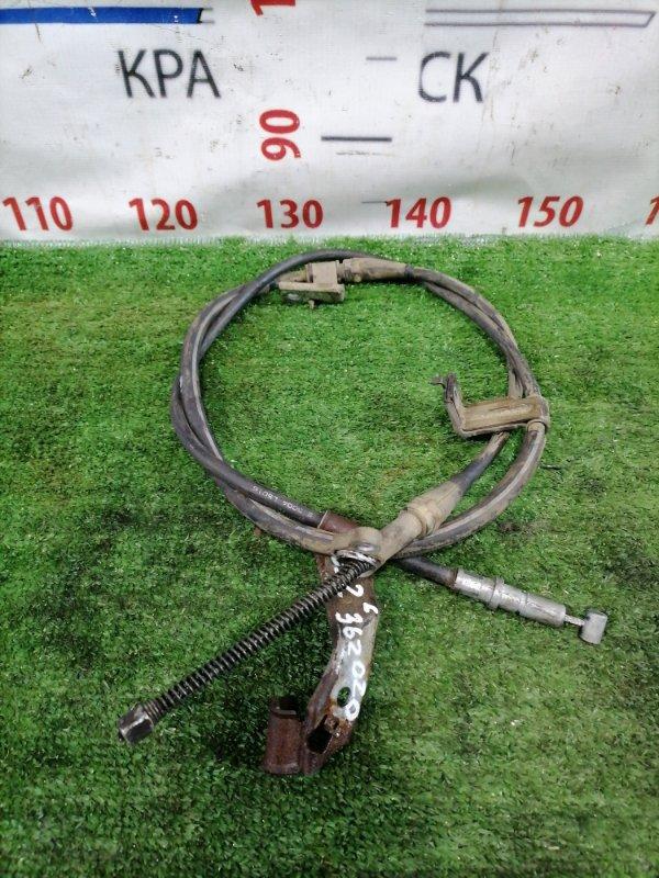 Трос ручника Honda Civic Ferio ES2 D15B 2000 задний левый Задний левый, барабанный