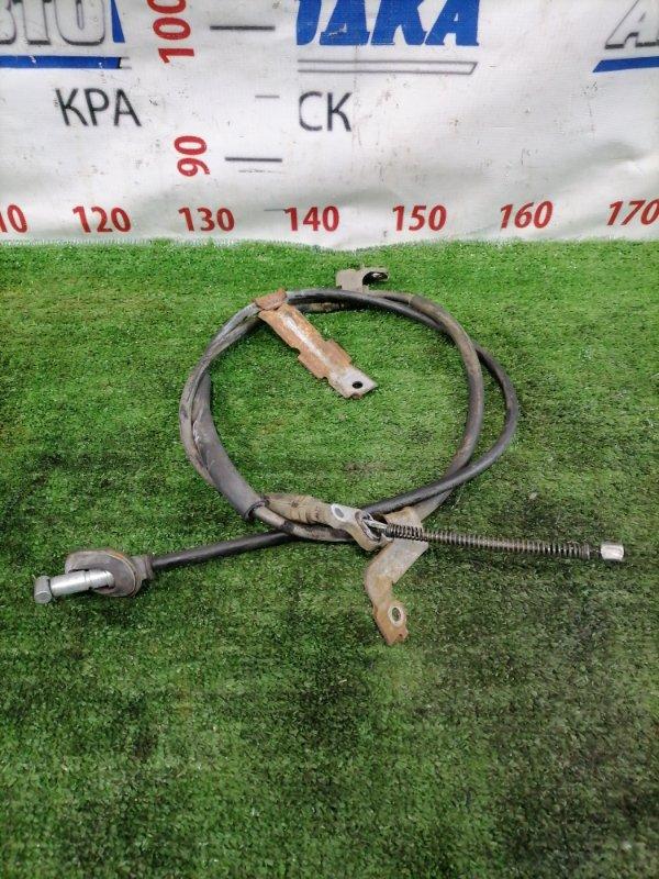 Трос ручника Honda Civic Ferio ES2 D15B 2000 задний правый Задний правый, барабанный