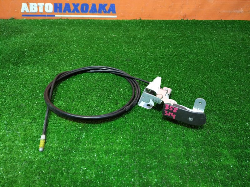 Ручка открывания бензобака Mazda Axela BK5P ZY-VE 2003 +тросик