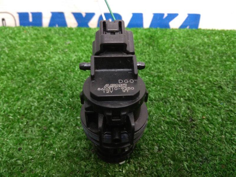Мотор омывателя Toyota Passo M700A 1KR-FE 2016 на 2 выхода, с фишкой