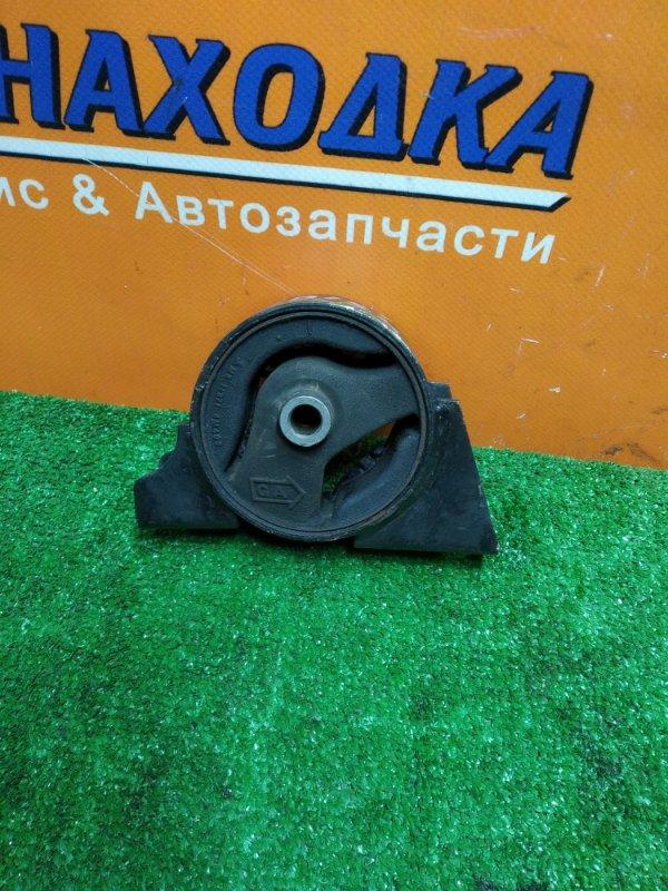Подушка двигателя Nissan Sunny FB15 QG15DE 03.2002 задняя
