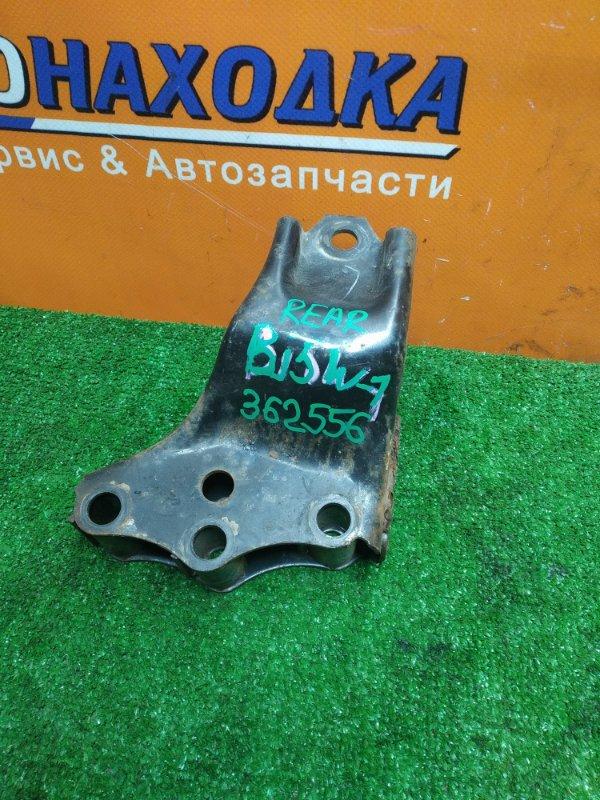Кронштейн опоры двигателя Mazda Familia BJ5W ZL-VE 15.05.2000 задний