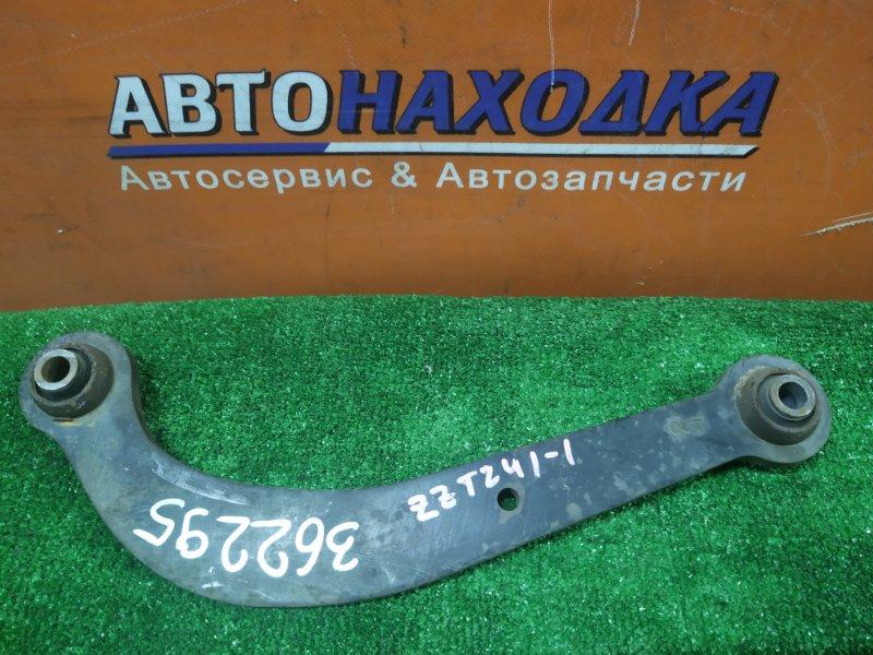 Тяга задняя Toyota Caldina ZZT241 1ZZ-FE 12.2002 задняя ПОПЕРЕЧНАЯ. БУМЕРАНГ.