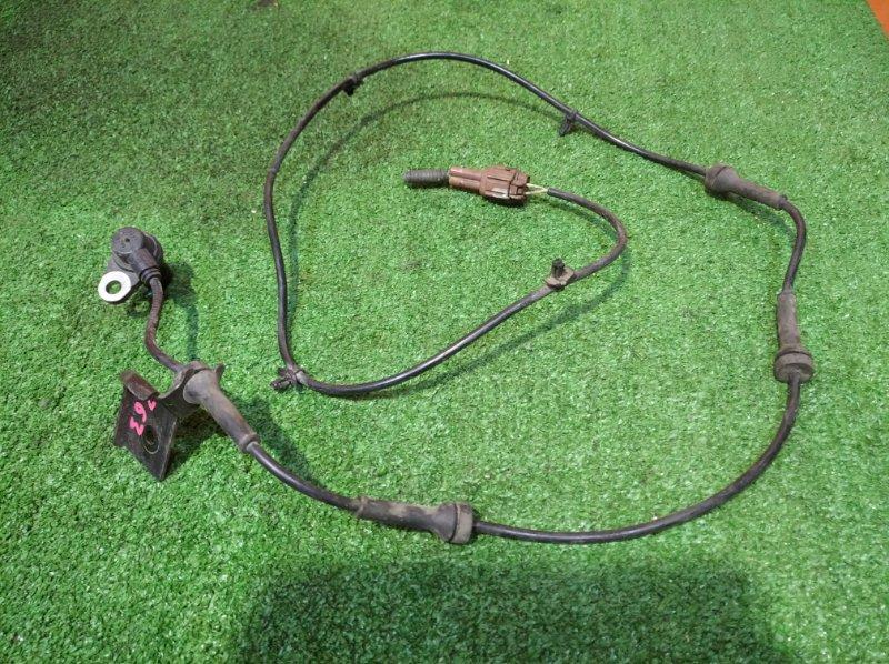 Датчик abs Nissan Liberty RM12 QR20DE 2001 задний левый 2мод