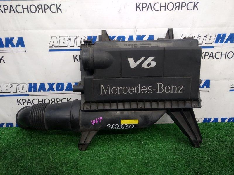 Корпус воздушного фильтра Mercedes-Benz Vito W639 M272 E35 2003