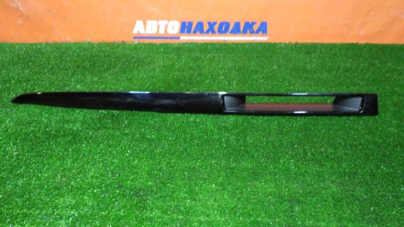 Накладка пластиковая в салон Mazda Axela BK5P ZY-VE 2003 накладка с панели на дисплей