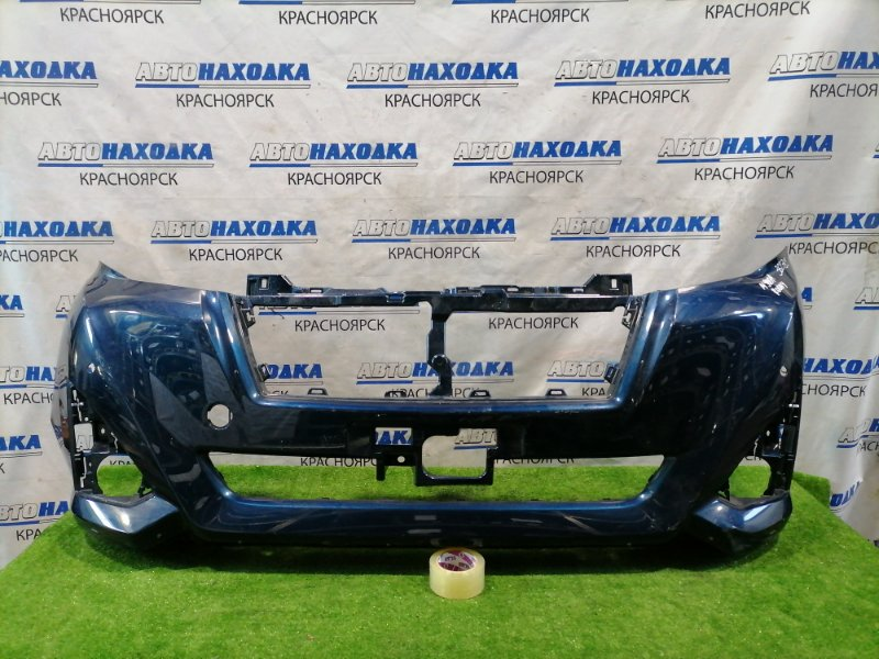 Бампер Toyota Roomy M900A 1KR-FE 2016 передний передний, дорестайлинг (1 мод.). Есть потертости до